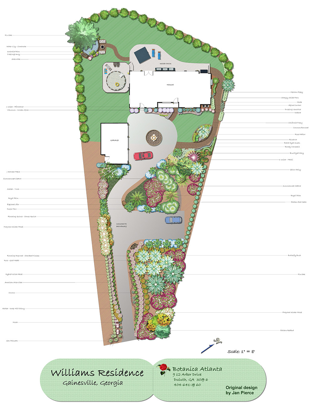 Garden Design Using Photos : Landscape design software by idea spectrum realtime