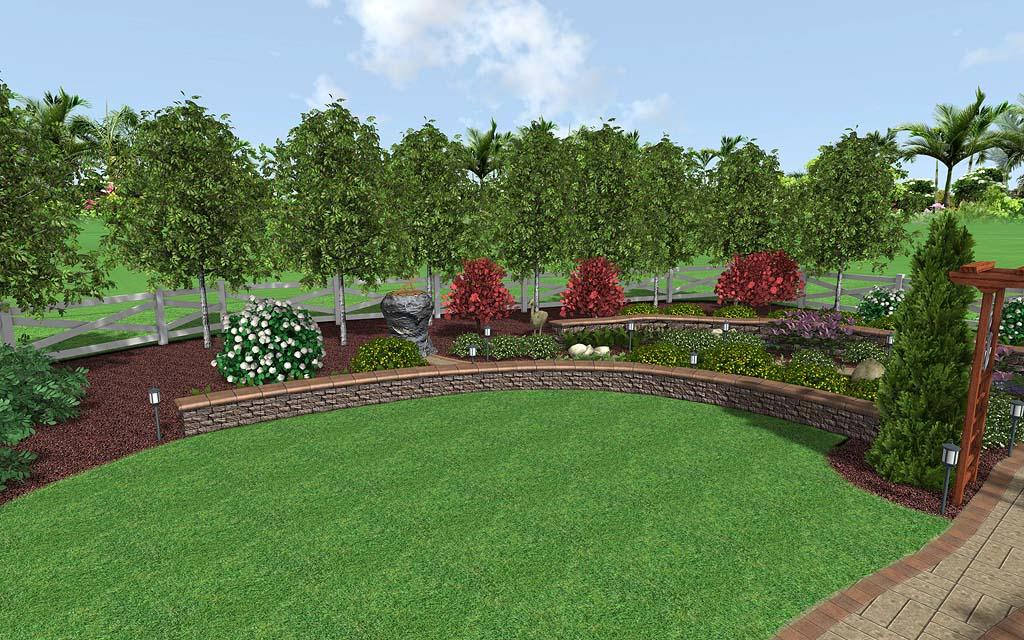 Professional landscape design software gallery for Professional landscaping