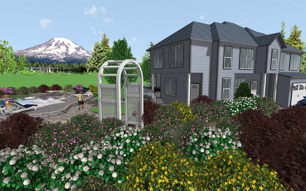 Professional landscape design software gallery for Professional landscape